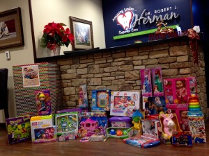 Operation Bentley Toy Drive 2014